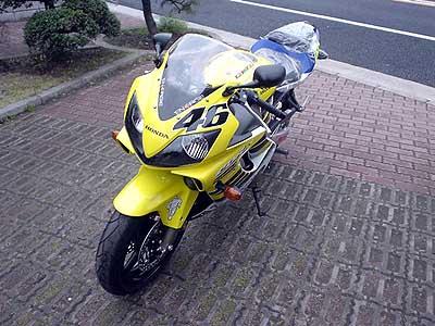 My CBR600F4i