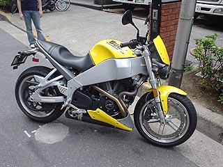 Buel XB9S Lightning