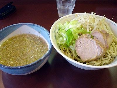 陸のつけ麺