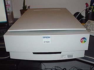 EPSON GT-9600