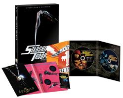 スターシップ・トゥルーパーズ コレクターズ・エディション スペシャル・ツインパック